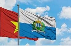 Việt Nam-San Marino tăng cường hợp tác kinh tế, văn hóa và du lịch