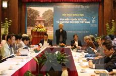 Văn Miếu-Quốc Tử Giám - Biểu tượng của giáo dục Nho học Việt Nam