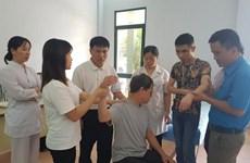 Lớp đào tạo Y sỹ y học cổ truyền đầu tiên dành cho người khiếm thị
