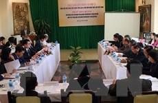 Phát huy vai trò cầu nối giữa nhân dân Việt Nam và Thái Lan