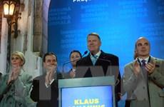 Romania công bố kết quả chính thức cuộc bầu cử tổng thống