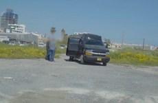Cyprus điều tra một chiếc xe của Israel tình nghi hoạt động gián điệp