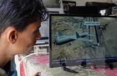Phiến quân Houthi ở Yemen tuyên bố bắn hạ trực thăng Saudi Arabia