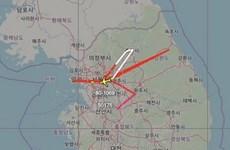 Mỹ tăng cường hoạt động bay giám sát tại Bán đảo Triều Tiên