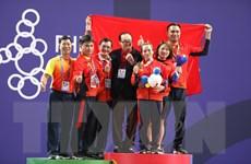 SEA Games 30: Câu chuyện xúc động đằng sau tấm HCV của Vương Thị Huyền
