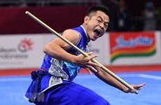 Đoàn Việt Nam giành thêm 2 HCĐ Wushu và Hai môn phối hợp