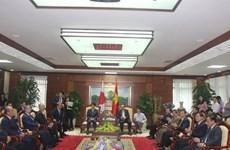 Tỉnh Hải Dương đẩy mạnh hợp tác với tỉnh Kagoshima của Nhật Bản