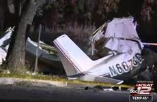 Mỹ: Rơi máy bay cỡ nhỏ tại bang Texas làm 3 người thiệt mạng