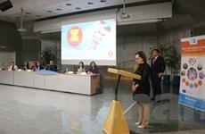 Việt Nam tham dự tọa đàm quảng bá ASEAN tại Cộng hòa Séc