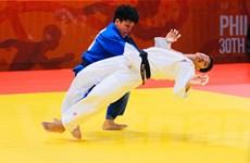 SEA Games 30: Lê Anh Tài giành HCV Judo hạng dưới 90kg của nam