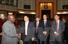 Việt Nam-Tanzania thắt chặt quan hệ đoàn kết truyền thống