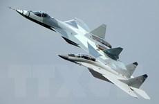 Quân đội Nga hoàn thành thử nghiệm động cơ máy bay Su-57