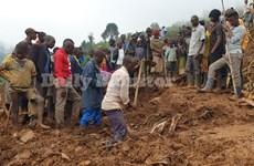Lũ lụt và lở đất ở miền Tây Uganda khiến 22 người thiệt mạng