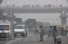 Chất lượng không khí tại thủ đô của Ấn Độ đang ở mức ''rất kém''