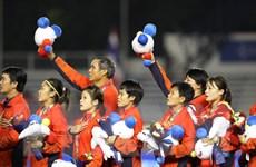 SEA Games 30: Bóng đá nữ Việt Nam khẳng định vị thế số 1 ở Đông Nam Á