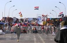 LHQ yêu cầu Chính phủ Iraq phải bảo vệ người biểu tình ôn hòa