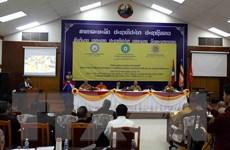 Hội thảo khoa học quốc tế về Phật giáo Việt Nam tại Lào