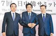 Trung-Nhật-Hàn ấn định thời điểm tổ chức hội nghị thượng đỉnh 3 bên