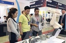 Khai mạc chuỗi triển lãm công nghiệp hỗ trợ tại Thành phố Hồ Chí Minh