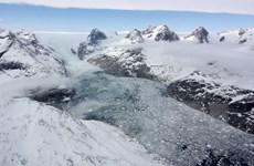 Tình trạng băng tan tại Greenland diễn ra nhanh hơn dự báo