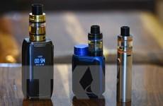 Hàn Quốc công bố các chất gây tổn thương phổi trong thuốc lá điện tử
