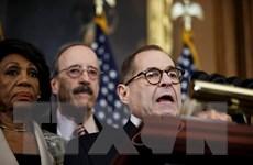 Hạ viện Mỹ ngừng phiên điều trần mà không bỏ phiếu luận tội ông Trump