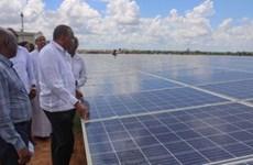 Kenya vận hành nhà máy điện Mặt Trời lớn nhất Đông Phi