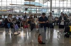 Lượng vận tải hành khách tại Hong Kong sụt giảm nghiêm trọng
