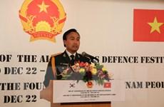Giới thiệu Sách Trắng Quốc phòng Việt Nam tại Hàn Quốc