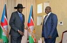 Nam Sudan phản đối lệnh trừng phạt của Mỹ nhằm vào 2 quan chức cấp cao