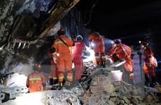 Trung Quốc: Nhiều người bị thương trong trận động đất tại Tứ Xuyên