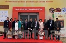 Thúc đẩy hợp tác y học cổ truyền giữa Việt Nam và Ấn Độ
