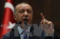 Tổng thống Thổ Nhĩ Kỳ bất ngờ tới Tunisia thảo luận về tình hình Libya