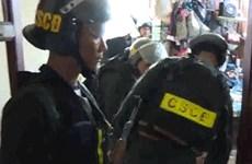 [Video] Công an Bắc Ninh triệt phá boongke ma túy ''khủng''