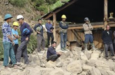 [Video] Hà Giang: Bức tường đổ sập khiến 7 người thương vong