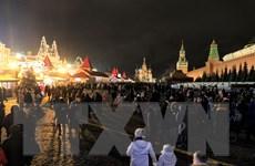 Nước Nga đang trải qua một mùa Đông nóng nhất trong 100 năm qua