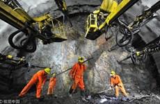 Trung Quốc: Sập hầm cao tốc đang thi công khiến 6 người thiệt mạng