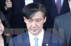 Cựu Bộ trưởng Tư pháp Hàn Quốc Cho Kuk đối mặt với 11 tội danh