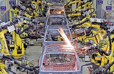 Hoạt động của các nhà máy tại Ấn Độ tăng trưởng khởi sắc