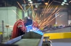 IHS Markit: Hoạt động chế tạo của Anh giảm tháng thứ 8 liên tiếp