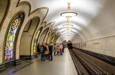 Nga: Thủ đô Moskva xây mới hơn 60 ga tàu điện ngầm trong 5 năm tới