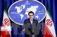"""Iran cam kết sẽ đáp trả Mỹ """"đúng chỗ và đúng thời điểm"""""""