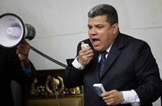 Venezuela: Nghị sỹ Luis Parra được bầu làm Chủ tịch Quốc hội