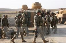 Các binh sỹ Thổ Nhĩ Kỳ bắt đầu được triển khai tới Libya