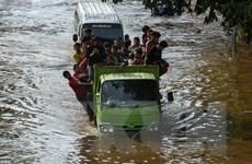 Indonesia tiếp tục hứng chịu nhiều trận mưa lớn sau đợt lũ kinh hoàng