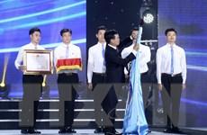 Hội Sinh viên Việt Nam vinh dự đón nhận Huân chương Độc lập hạng Nhất