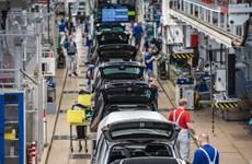 Xuất khẩu ôtô của Đức giảm mạnh trong năm 2019 do nhu cầu yếu