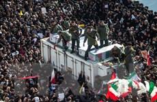 NATO và EU kêu gọi Iran-Mỹ tránh leo thang căng thẳng