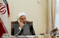 Chủ tịch EC hối thúc Tổng thống Iran Rouhani tuân thủ JCPOA