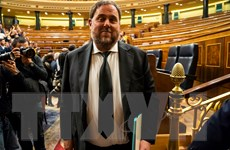 Cựu Phó Thủ hiến vùng Catalonia không được công nhận là nghị sỹ EP